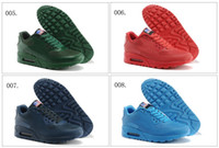 Wholesale 8 Colours New Model Air Max Hyperfuse PRM American Flag Independence Men s Running Sport Footwear Sneaker Trainers Shoes Colours