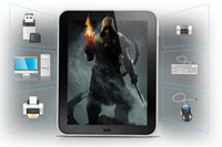 Wholesale Cube quot Quad Core U20GT Dual Camera Andriod ATM7029 G G Tablet PC Tablet Android Tablet PC g Mini PC Android