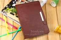 1pc Luxury Leather Case for for iPad air ipad 5 with Stand 6...