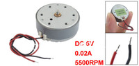 Wholesale Dual Wires DC V RPM A Micro DC Motor for CD DVD Player