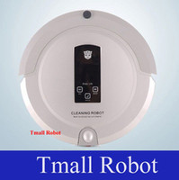 Wholesale Wireless Eletric Robot Cleaner in Automatic Vacuum CLeaner Remote control UV lights Docking Station Virtual W