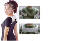 Cheap Good quality 1pair Back Posture Brace Corrector Shoulder Support Band Belt 50pcs