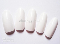Cheap 01 nails tips Best Full Nail Tips Acrylic Oval Nails