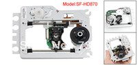 Wholesale DVD VCD Player Replacement SF HD870 Optical Pick Up Laser Lens w Mechanism