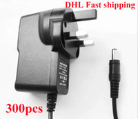 Wholesale AC V to DC V V V V A Power Adapter Supply V A adaptor UK Plug High Quality