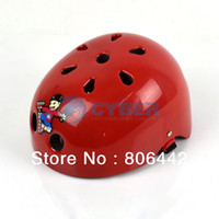 Wholesale Child Bike Bicycle Scooter Roller Derby Inline Skate Ski Skateboard Child Kids Snowboard Helmet TK0956