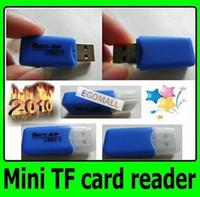 Wholesale MicroSD T Flash TF USB2 Memory Card Reader