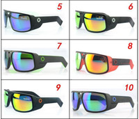 Wholesale Cheap Mens SPY Ken Block TOURING Fashion Sunglasses Sport SPY sunglass Top Quality Sports Equipment