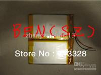 Wholesale PL4394123 battery V thium battery for Zenithink C91 ZT battery
