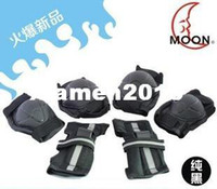 Wholesale elbow knee pads for kids skating protection MOON MC03