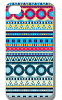 Wholesale 10pcs New Aztec Tribal Tribe Pattern Retro Vintage Hard Case Cover for iPhone S G free shipp