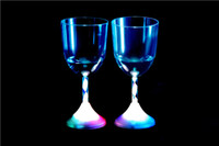 Wholesale LED Shining Bar Party Decoration nigtclub Margarita luminous Glass Lamp