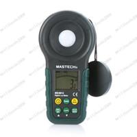 Wholesale Professional Multi functional One piece Digital Light Meter Lux Illuminometer Lux Meter MYY7450