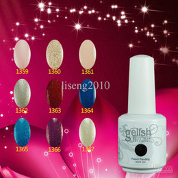 Wholesale Gelish Soak Off UV LED Gel Nail Polish Colors ml ML