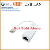 Wholesale New USB Ethernet RJ45 Network Lan Adapter Card Win7