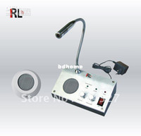 Wholesale V V English Version Window Intercom Kit Dual way Intercom System For Counter