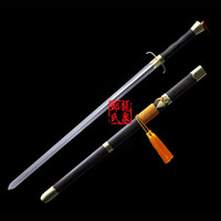 Wholesale Traditional Sword Decoration Sword High quality Stainless Steel Soft Sword Specially Used In Chinese Martial Arts Kung fu