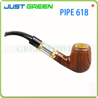 Wholesale New Arrival E pipe E Pipe electronic cigarette Set Series old fashioned smoking pipe style electronic smoking pipe starter kit
