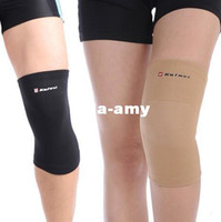Wholesale 1 pair kneelet kneecap canions Knee Pad genouillere elastic knee cap leg bandage Elastic Bandage for basketball climbing run