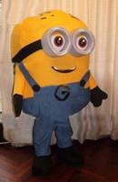 Abbigliamento Cartoon , vendite superiori Nuovi Serventi speciali costume della mascotte me spregevole carattere , 1pcs , buona qualità