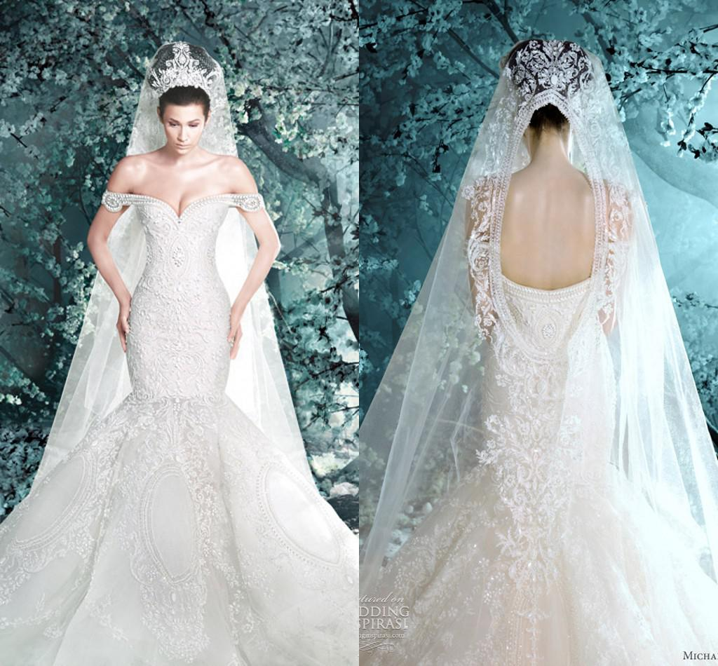 Beautiful Michael Bridal Gowns Gallery - All Wedding Dresses ...
