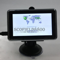 Wholesale 4 AW488 MSB2531 MB GB Car GPS Navigation Resistive Screen FM EBookRussia Europe Brazil Argentina USA Canada Mexico