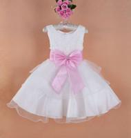 New Arrivals Christmas Party Dress Girls Beautiful Wedding D...