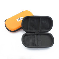 Electronic Cigarette Set Series Red Ego case ego bag carrry case cigarette case e cig ecig zipper case for ego starter kit carry ego CE4, evod, protank, Mt2, H2