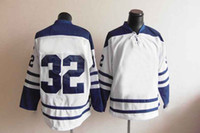 Ice Hockey Men Full 32 Kris Versteeg White Hockey Jerseys Cheap 3rd Ice Hockey Jerseys High Quality Ice Hockey Wears for Men 2014 Hot Sale