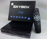 Wholesale Best price Skybox F3S Full pi HD PVR Digital Satellite Receiver support usb wifi youtube