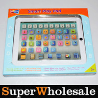 Wholesale Smart Play Pad Y pad Table Learning Machine English Computer For Kids Children Educational Toys