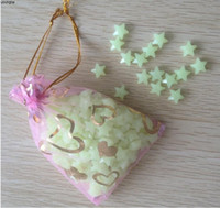 Wholesale 180pcs bag Luminous a wishing star DIY ascendent