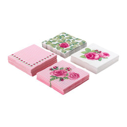 Wholesale Hot selling table napkin paper many kinds of pattern