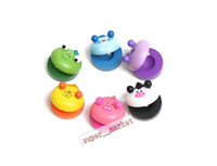 Wholesale Percussion instruments Children s wooden cartoon animal castanets sheet music Noisemaker Toys Baby Gifts Christmas gift