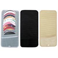 Wholesale S5Q Car CD DVD Case Box Vehicle Sun Visor Sleeve Holder Auto New Soft Bag Pouch AAAABO