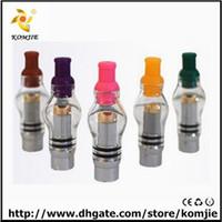 Cheap Electronic Cigarette glass wax vaporizer Best Atomizer clear pyrex glass atomizer