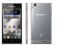5.5 Android 2G Original lenovo K900 Intel Atom Z2580 2048MHz dual Core Phone Android 4.2 3G smart phone 2GB Ram 16GB Rom 13MP