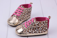 Unisex Summer Cotton Pink Leopard Toddler shoes, soft sole baby Walkers Wear Comfortable kids Casual Shoes, Prevent slippery,3pairs set