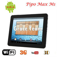 Wholesale In Stock Pipo max m1 quot X768 IPS Capacitive RK3066 GHZ Dual Core Android Bluetooth Dual Camera Tablet Pc