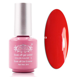 Wholesale 2013 New fashion DIY uv gel long lasting soak off gel polish fashion colors gel polish