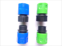Wholesale Garden hose connector w stop female or male