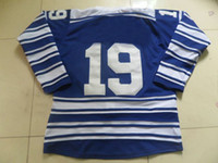 Wholesale Joffrey Lupul Navy Blue Mens Winter Classic Premier Jerseys Athletic Apparel Ice Hockey Jerseys Sports Wears All Team