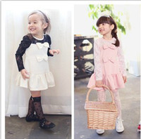 Wholesale New Arrival Kids Dress Korean Temperament Dress Children s Clothing Ladies Dress