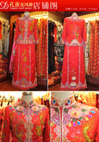 Wholesale 2014 Best selling Traditional chinese clothing cheongsam women s formal dress chinese wedding dress cheongsam