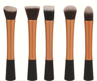 Wholesale 5Pcs Pro Different Style Real Techniques Makeup Powder Brushes Cosmetics Tool sets set
