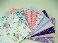 Wholesale Lowest price different Designs Cotton Fabric Patchwork Patterns x25cm DIY handmade pattern