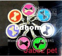 Wholesale round Dog Tags pet ID tags