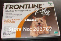 Wholesale FRONTLINE PLUS FOR LBS DOGS of ml Dog Flea and Tick Remedies box