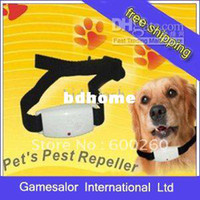 Wholesale Ultrasonic Flea pest repeller For dog cat pet pets