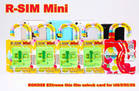 Wholesale R SIM RSIM Unlock ALL iPhone5S C G S RSIM9 pro IOS GPP IOS7 RSIM PRO Docomo AU Sprint Verizon T MOBILE